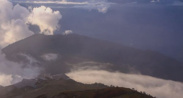 Time lapse de l'Himalaya - Nepal