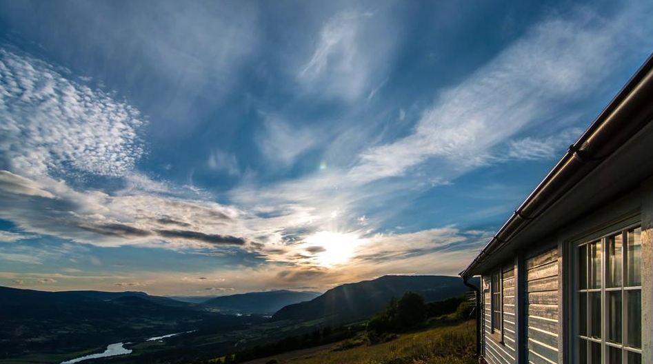 Photo of Time lapse de Sør-Fron et des alentours – Norvège