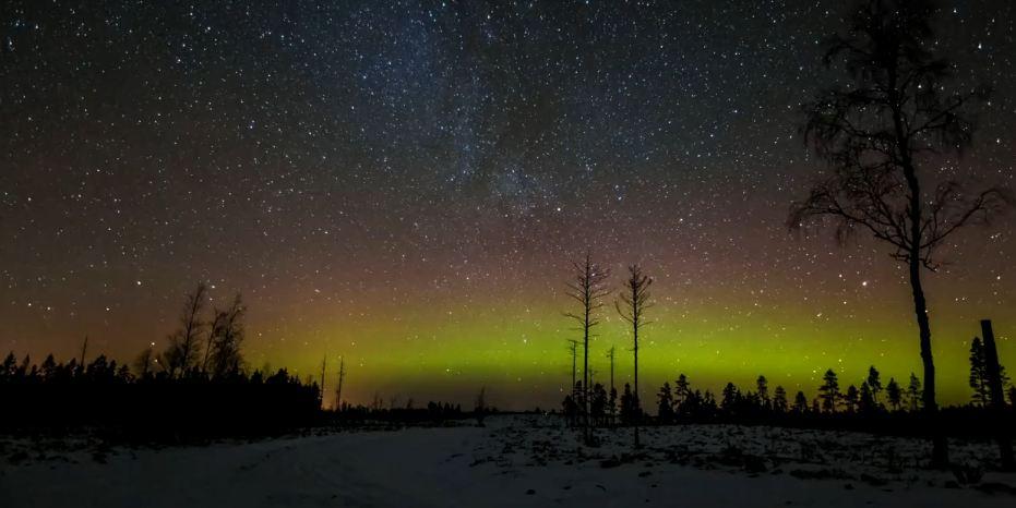 Photo of Time lapse sur la beauté de la Suède