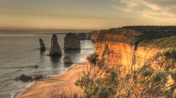 Time lapse de la Victoria - Australie