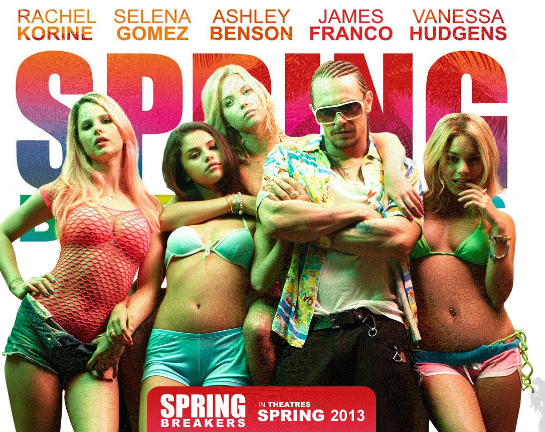 Photo of Spring Breakers – Critique du film