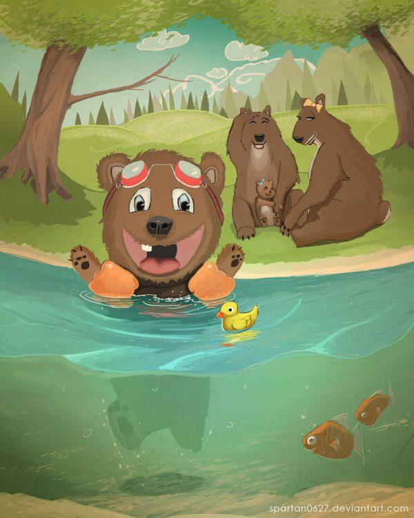 illustrations-marrantes-animaux-Hunter-Mooney (3)