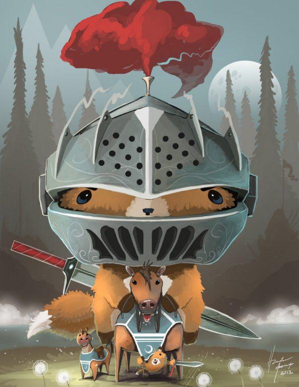 illustrations-marrantes-animaux-Hunter-Mooney (7)