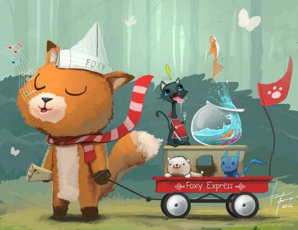 illustrations-marrantes-animaux-Hunter-Mooney (8)