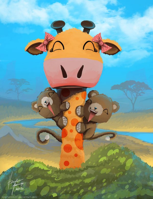 illustrations-marrantes-animaux-Hunter-Mooney (9)
