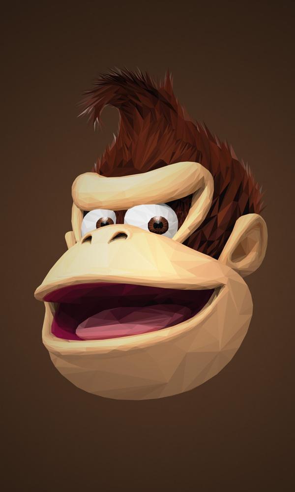 Photo of Les illustrations de personnages de jeux-vidéo par Simon Delart