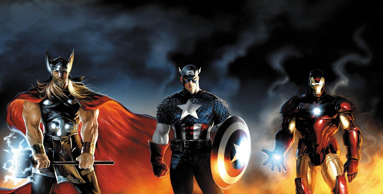 Photo of Les illustrations de super-héros de l'artiste Jeremy Roberts