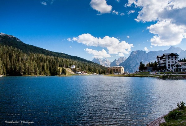 Photographie du jour #318 : Misurina Lake