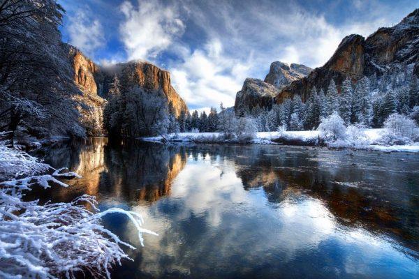 Photographie du jour #311 : Winter Sunrise