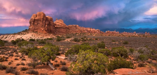 Photographie du jour #327 : Arches National Park