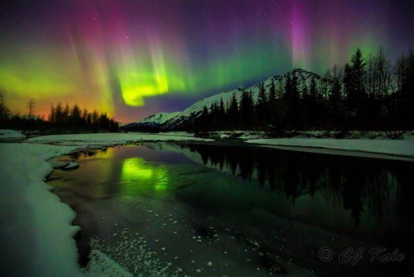 Photographie du jour #326 : Aurora Dreamscape