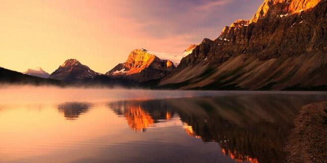 photographie-sunrise-bow-lake