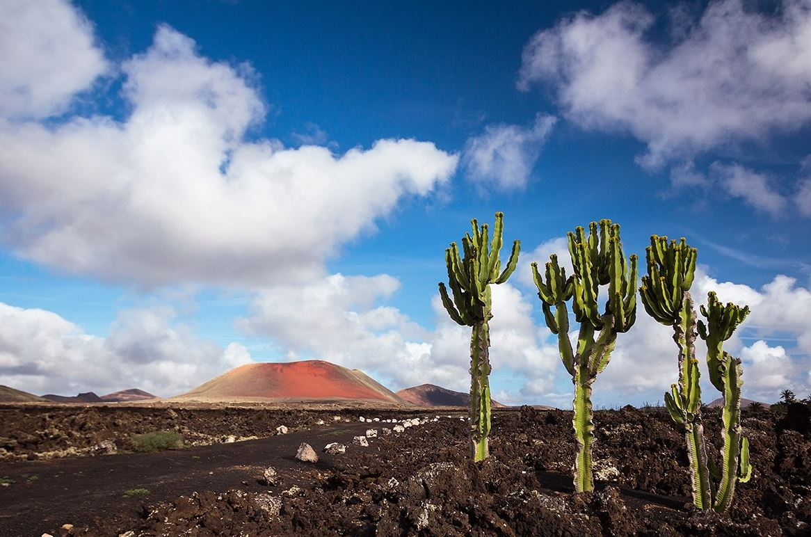 Photo of Time lapse de l'île de Lanzarote et de ses volcans