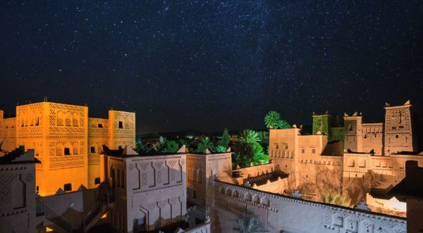 Time lapse du Maroc - Maghreb