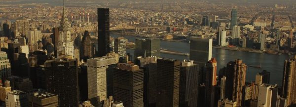 Time lapse de la ville de New York