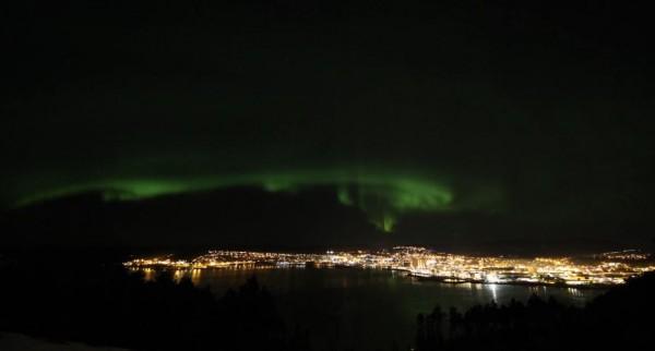 Time lapse sur la beauté de la Norvège