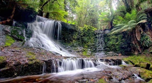 Time lapse de la Tasmanie - Australie