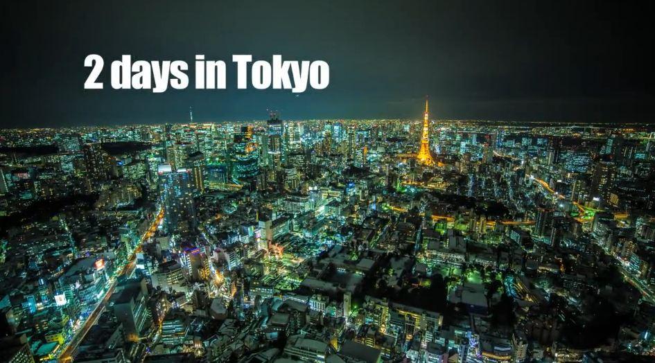 Photo of Time lapse de Tokyo