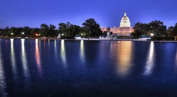 Time lapse de Washington DC - Etats-Unis
