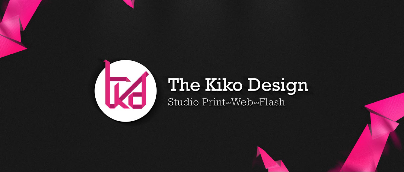 TKD - The Kiko Design - Header