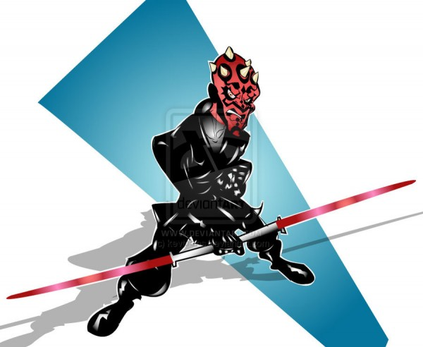 darth-maul-illustrations-cartoons-super-heros-kevtoons