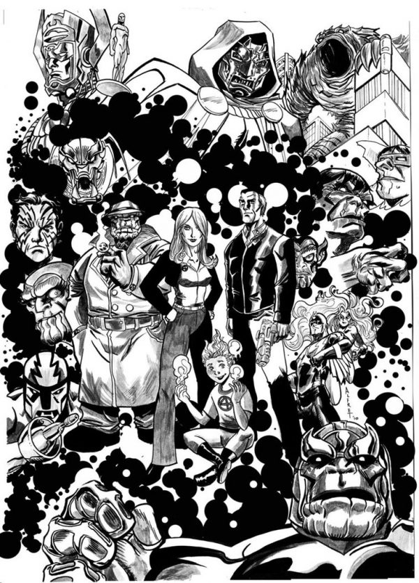 illustration-black-white-super-heros-alfret-Alfredo-Lopez (6)