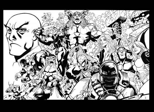 illustration-black-white-super-heros-alfret-Alfredo-Lopez (7)