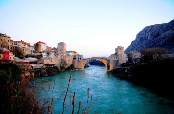 Photographie du jour #341 : Mostar Bridge