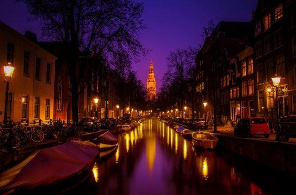 Photographie du jour #342 : Zuiderkerk - Amsterdam