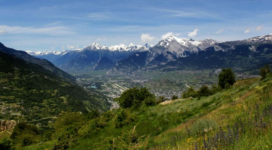 Photo of Time lapse du Canton du Valais – Suisse