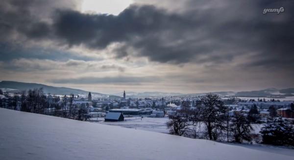 Time lapse de Freistadt - Autriche