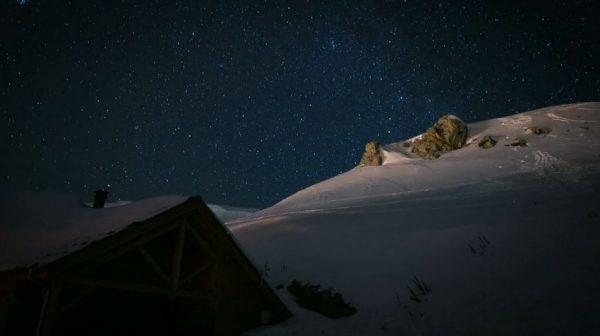 Time lapse des Hautes-Alpes