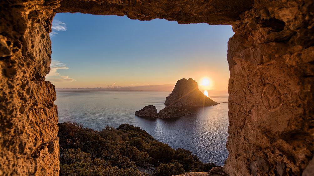 Photo of Time lapse sur la beauté de l'île d'Ibiza