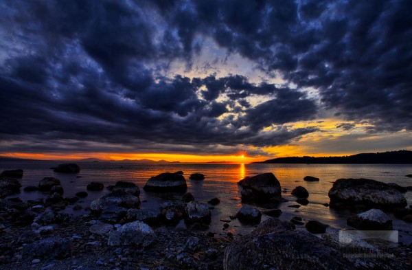 Time lapse de la beauté de la Nouvelle-Zélande