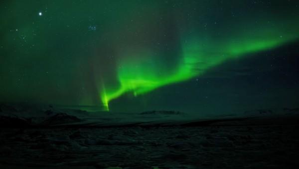 Time lapse sur la beauté de l'Islande