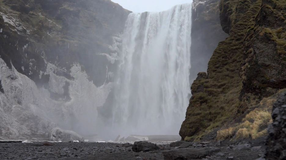 Photo of Time lapse sur la beauté de l'Islande