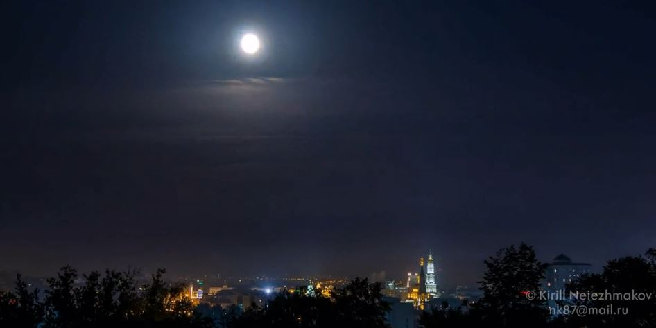 Photo of Time lapse de la ville de Kharkiv – Ukraine