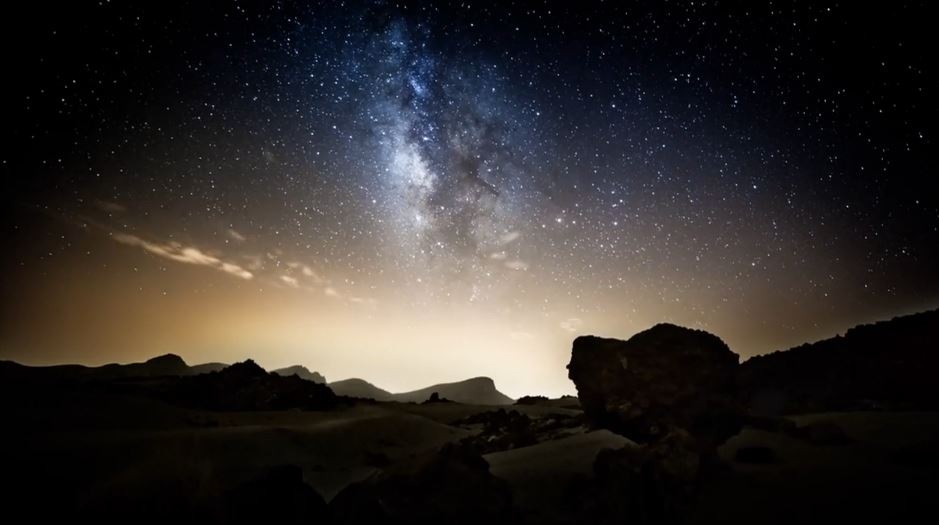Photo of Time lapse sur le parc national de Teide – Espagne