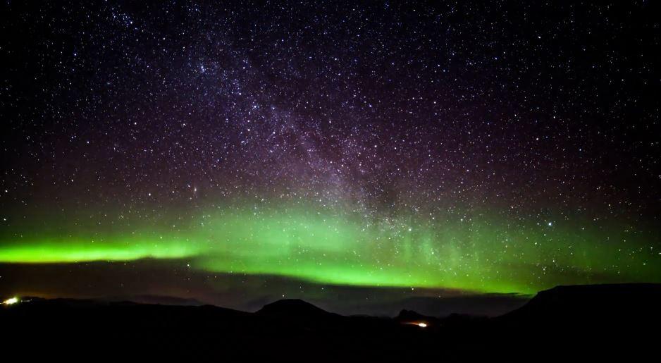 Photo of Time lapse sur la beauté des paysages de l'Islande