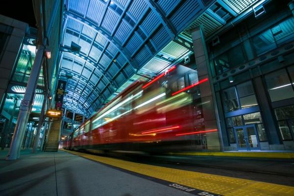 Time lapse sur la beauté de la ville de San Diego