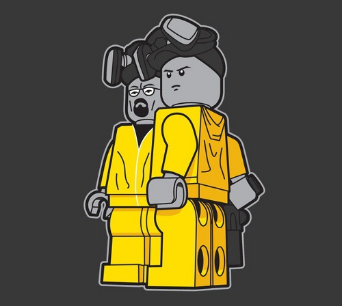 Photo of Une version jeu vidéo Lego de Breaking Bad