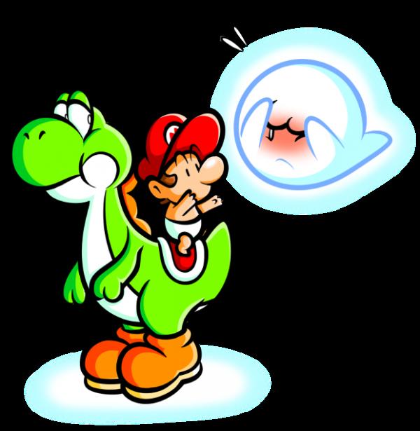 Les illustrations du monde de Nintendo par Captain-Regenold