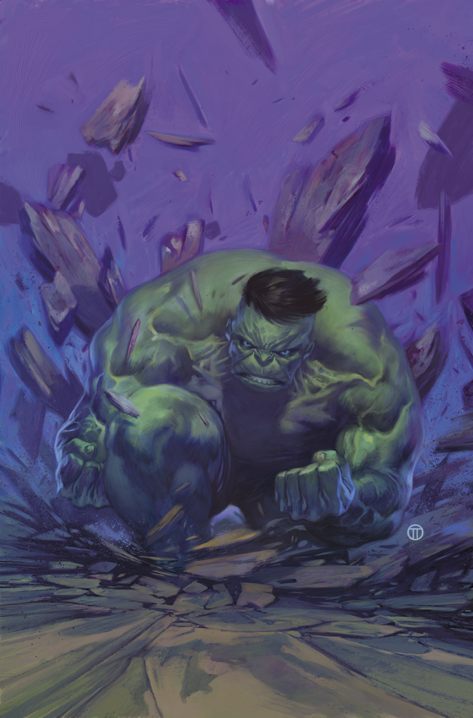 Photo of Les illustrations Marvel par Julian Totino Tedesco