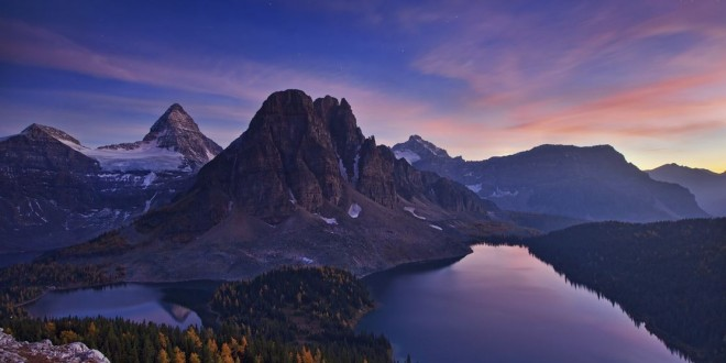 photographie-Mont-Assiniboine