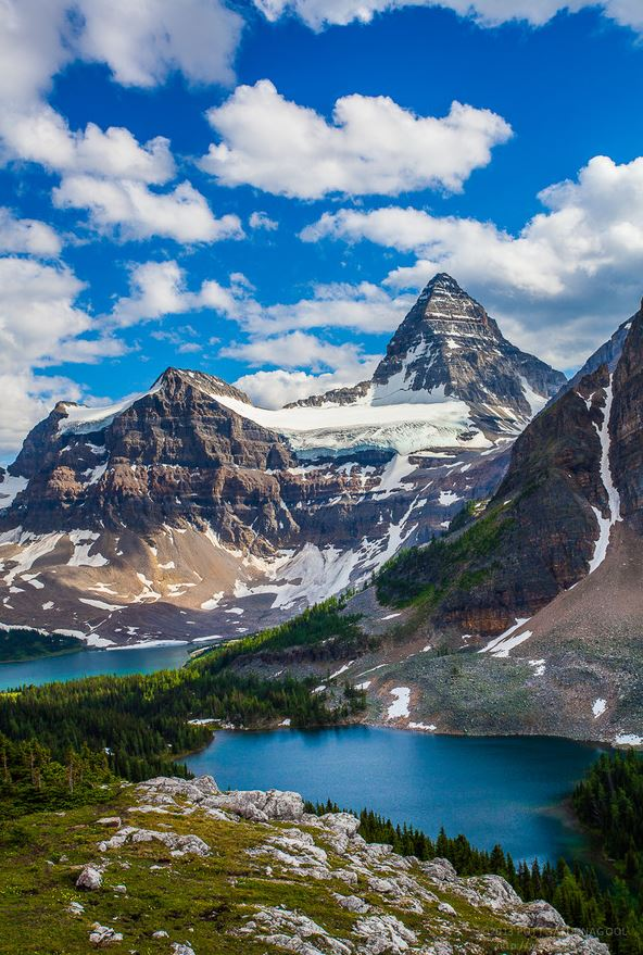 Photographie du jour #357 : Mt Assiniboine