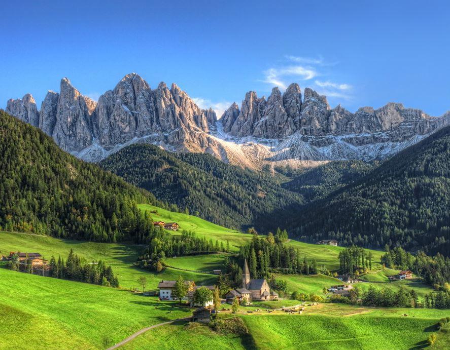 Photo of Photographie du jour #351 : Magic Dolomites
