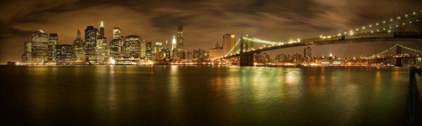 Photographie du jour #377 : New York Skyline