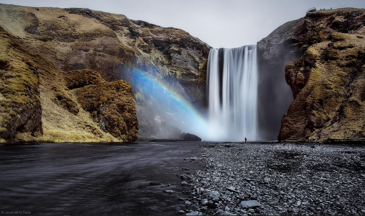 Photo of Photographie du jour #376 : Skogafoss