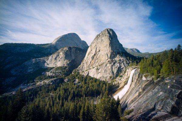 Photographie du jour #354 : Yosemite - Cap & Dome
