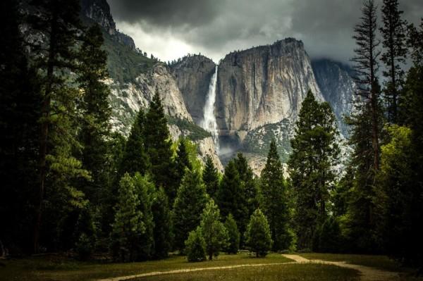Photographie du jour #379 : Yosemite falls